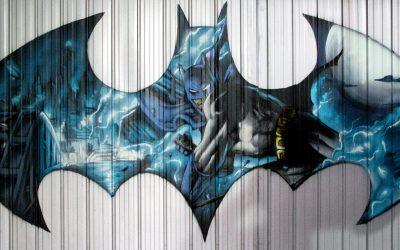 Convocatoria Grafitis sobre Batman y sus personajes
