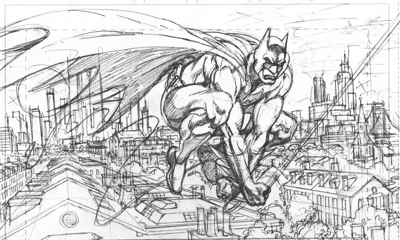 Dibujantes españoles de Batman