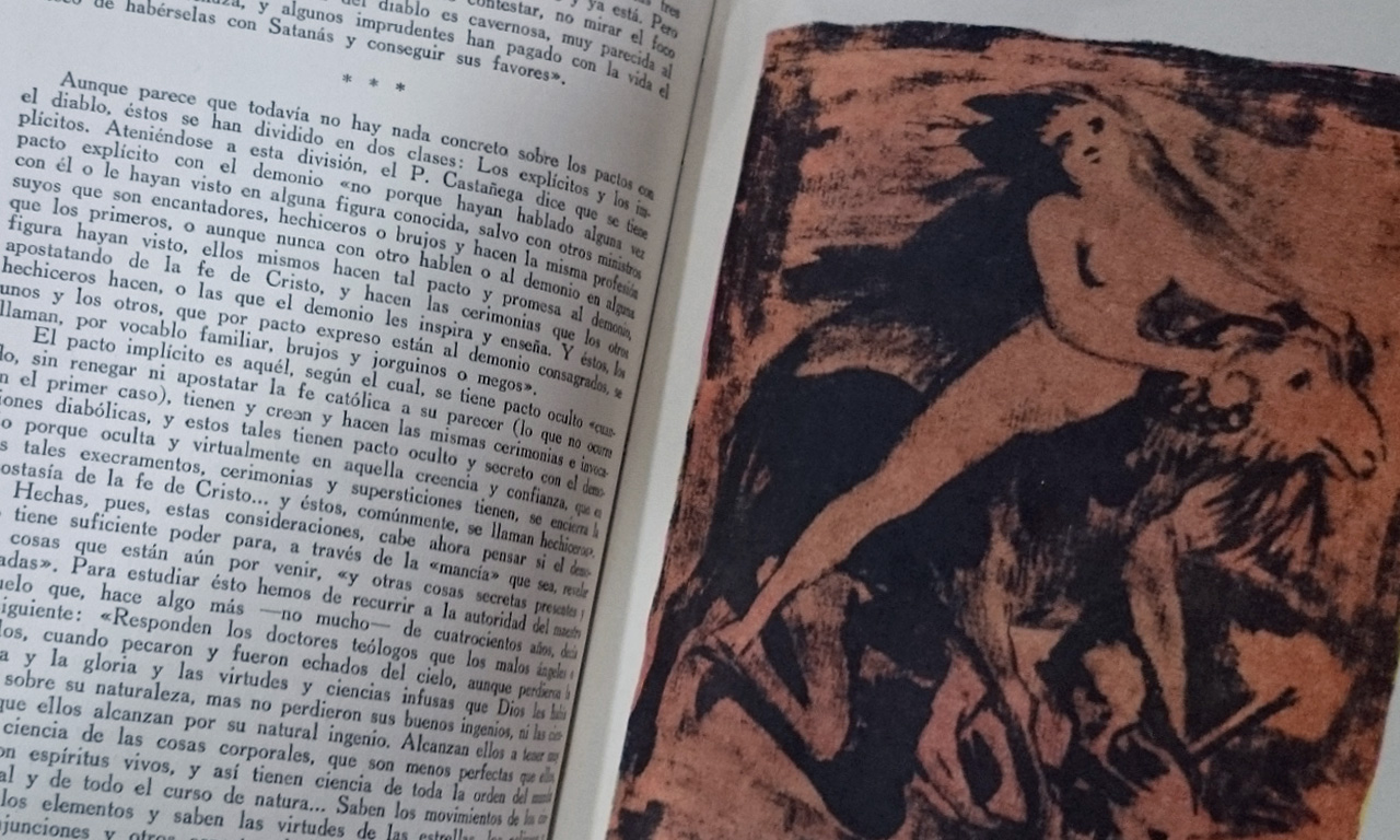 Magia y adivinación: letras ocultas