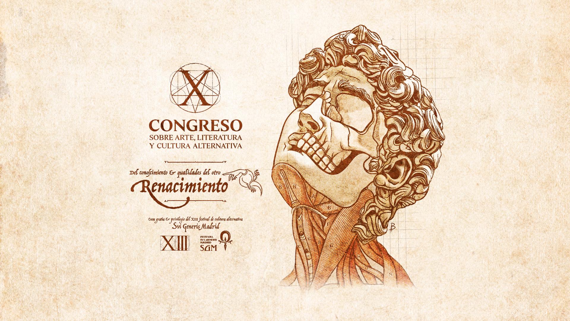 Imagen X Congreso sobre Arte, Literatura y Cultura Alternativa