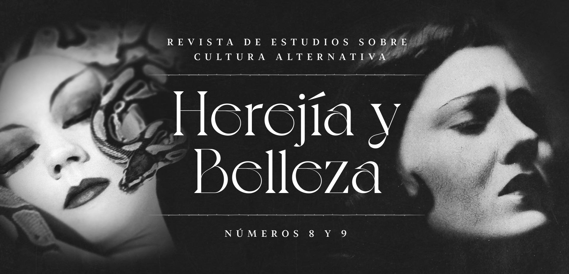 Besarilia - Herejía y Belleza números 8 y 9